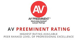 AV-Preeminent-rating